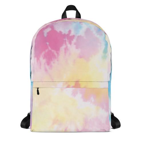 SC Tie Dye Medium Size Backpack