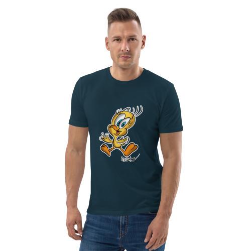 SC Unisex Organic Cotton Cartoony T-shirt