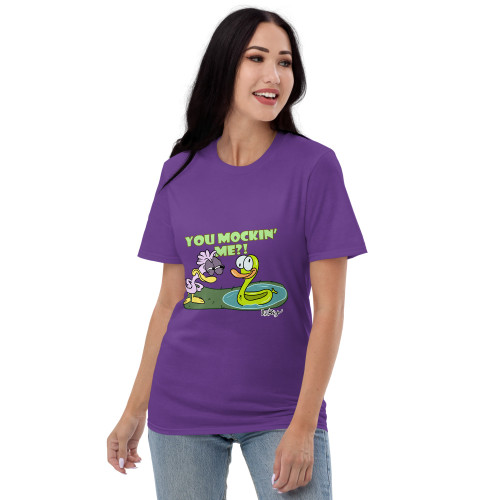 SC You' Mockin Me Short-Sleeve T-Shirt