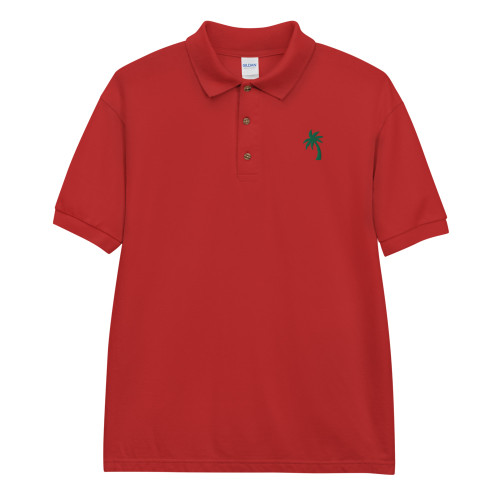 SC Embroidered Men's Polo Shirt