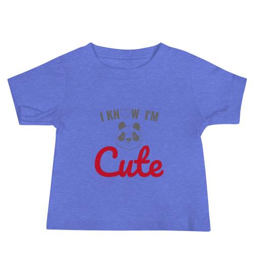 SC Baby Jersey Short Sleeve Tee