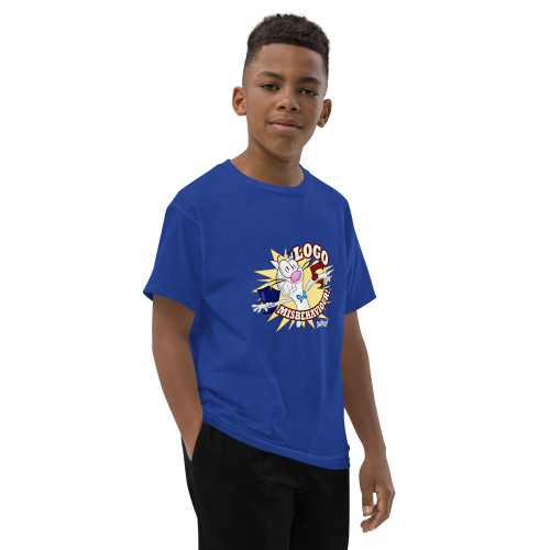 SC Logo Misbehaviour Youth Short Sleeve T-Shirt