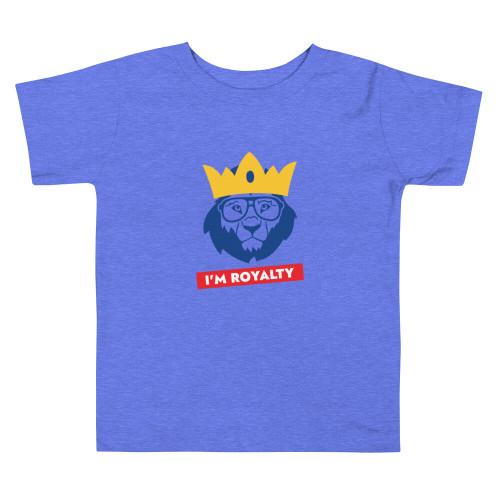 SC Toddler Short Sleeve Royal Tee