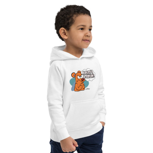 SC A Plot's A-Bruin Kids Eco Hoodie *Out Of Stock*
