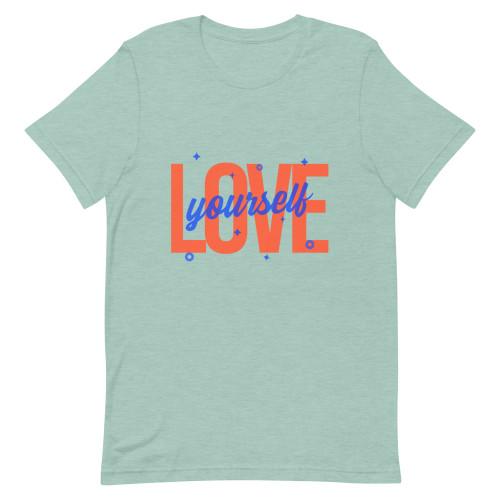 SC Short-Sleeve Unisex Love Yourself T-Shirt