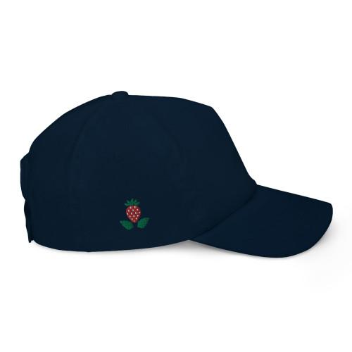 SC  Strawberry Kids  Cap