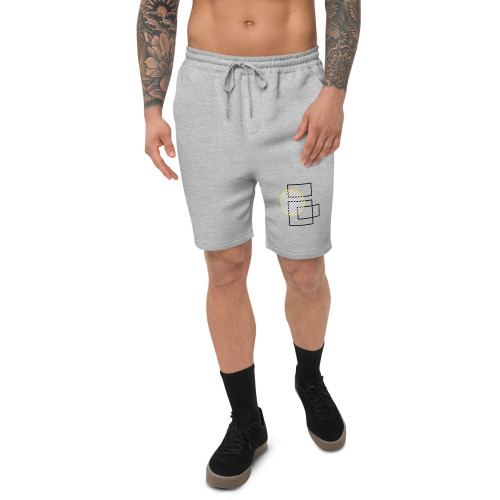 SC Men's  Graphic Fleece Shorts