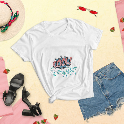 SC Women's Short Sleeve Cool T-shirt