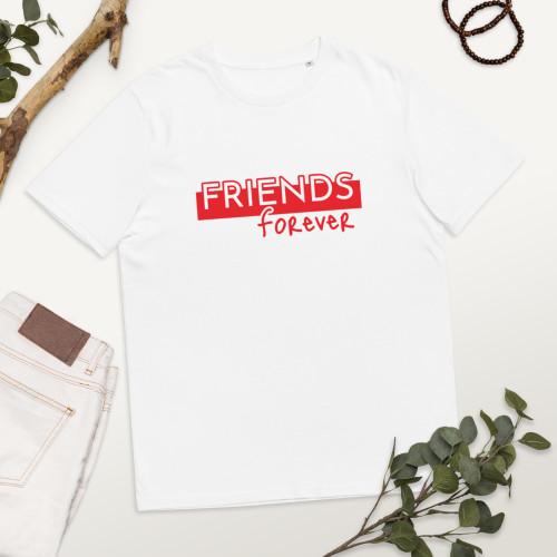 SC Unisex organic cotton Graphic Text T-shirt