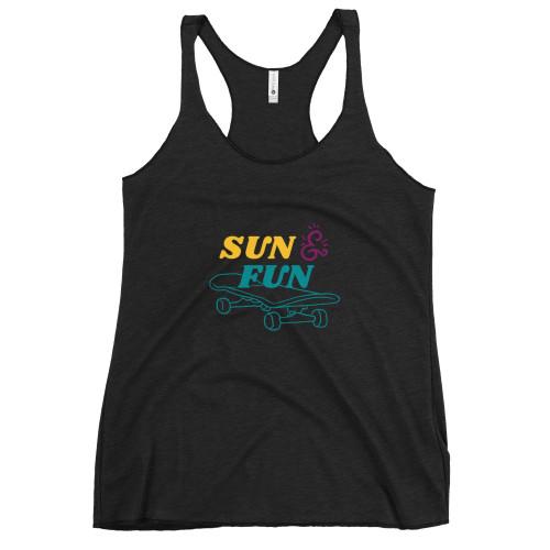 SC Sun & Fun Women's Racerback Tank