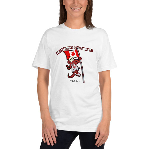 SC Canada Day T-Shirt