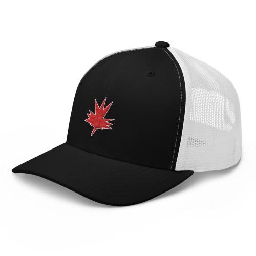 SC Canada Maple Leaf Trucker Cap