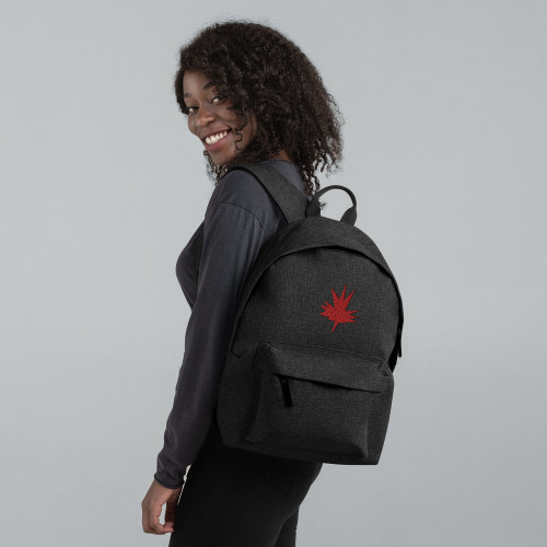 SC Canada Embroidered Backpack