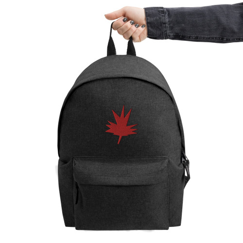 SC Canada Embroidered Backpack *OUT OF STOCK*