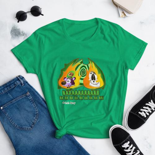 SC Maniacal Laugh Women's T-shirt