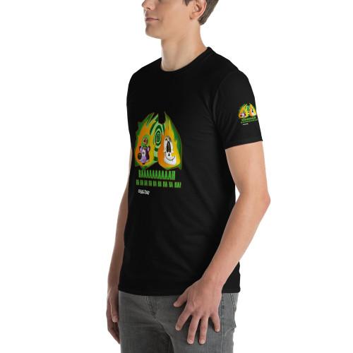 SC Men's Short-Sleeve Maniacal Laugh T-Shirt