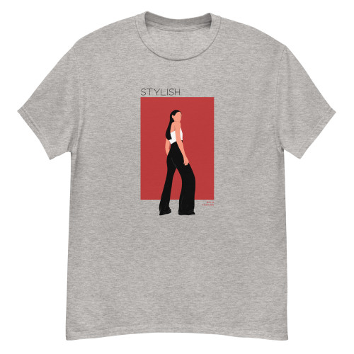 SC Stylish Graphic Heavyweight Tee *Free Shipping*