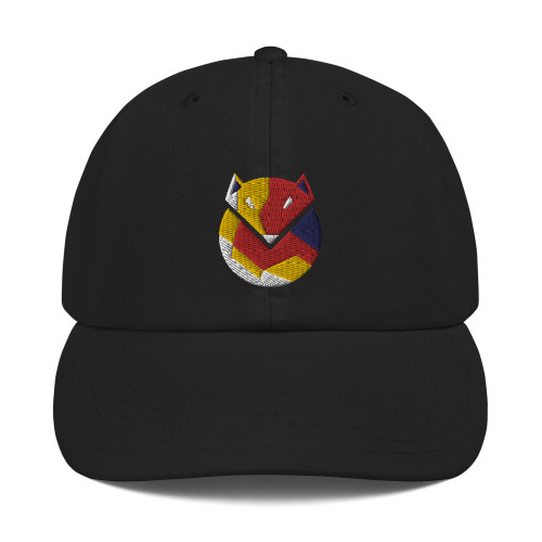 SC Champion Embroidery Design Dad Cap