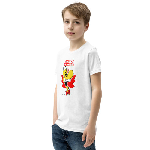 SC Youth Short Sleeve Canada T-Shirt
