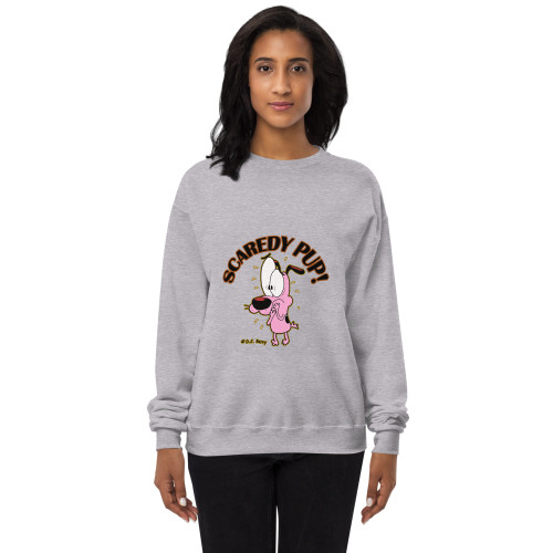 SC Scaredy Pup! Fleece Sweatshirt