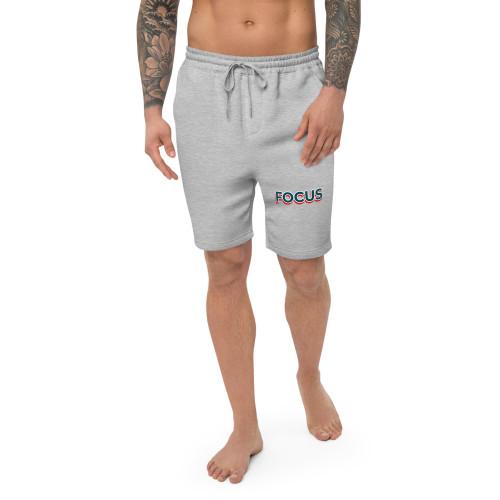SC Men's Fleece Focus Shorts