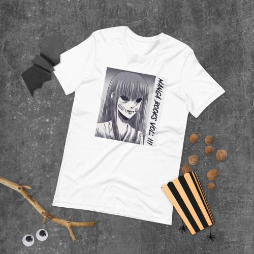 SC Horror Anime Short-Sleeve Unisex T-Shirt