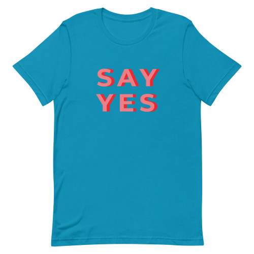 SC Short-Sleeve Unisex Graphic Statement T-Shirt