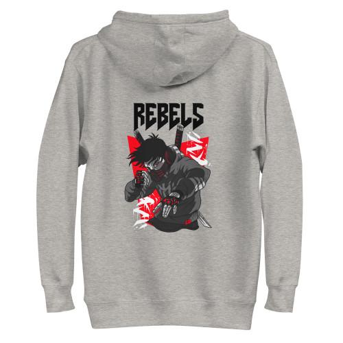 SC Rebels Hoodie