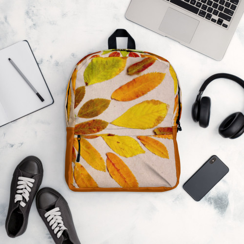 SC Autumn Graphic Theme Backpack