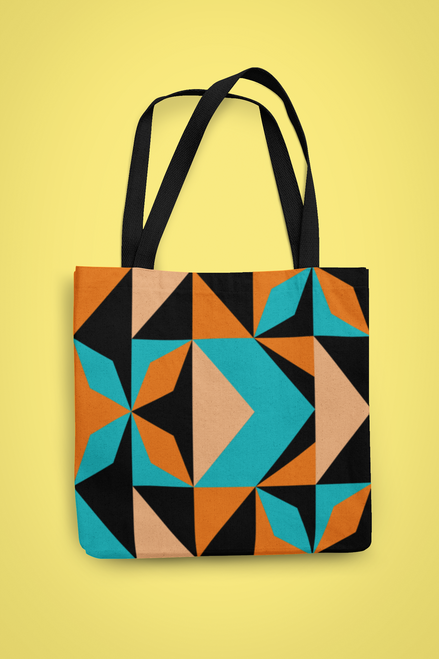 SC Minimalistic All-Over Print  Youth Tote Bag