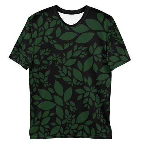 SC Men's Greenery Pattern T-shirt
