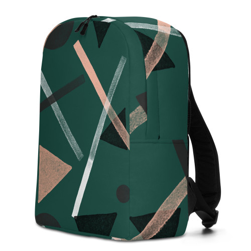 SC Abstract Fusion Minimalist Backpack *Free Shipping*