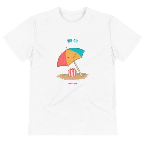 SC Beach Graphic Sustainable T-Shirt