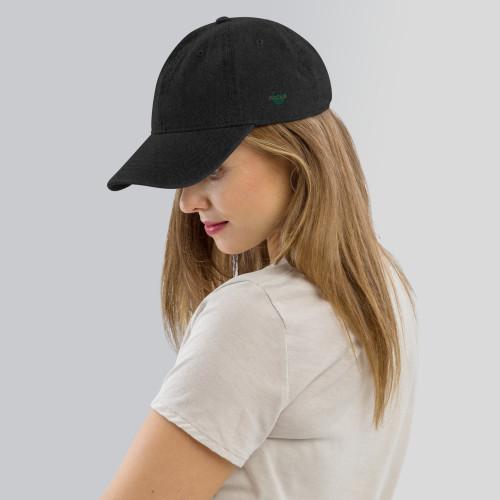 SC Focus Black Denim Hat