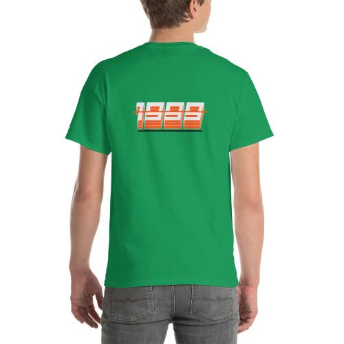 SC Short Sleeve Men's Vintage T-Shirt