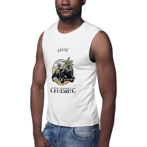 SC Ghost Cruising Muscle Shirt