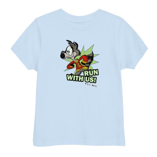 SC Toddler Run With Us Jersey T-Shirt