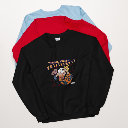 SC TWIST Unisex Sweatshirt