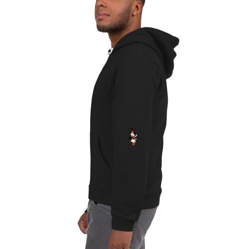 SC Graphic Anime Unisex  Zip-Hoodie Sweater