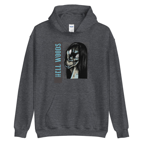 SC Unisex  Hell Woods Pull Over-Hoodie