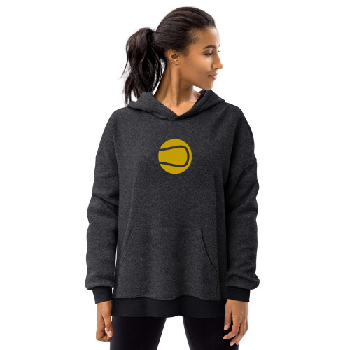 SC Embroidery Symbol Sueded Fleece Hoodie