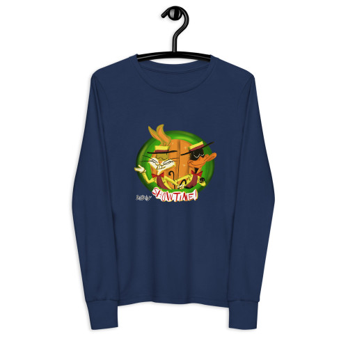 SC Showtime Youth long sleeve tee