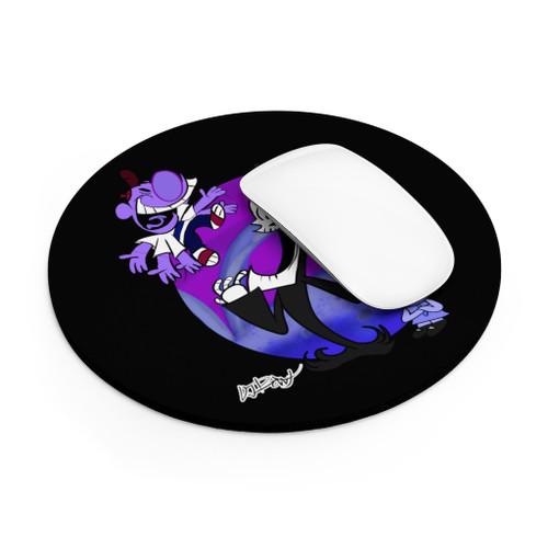 SC Grim Mouse Pad