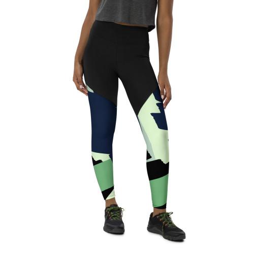 SC High Performance Sports Leggings