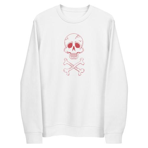 SC Skull Unisex Eco Sweatshirt