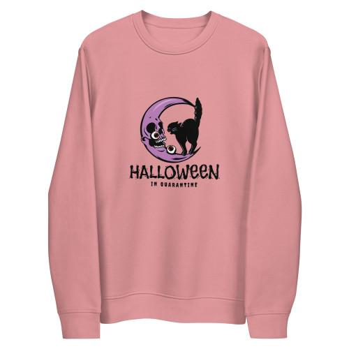 SC Halloween In Quarantine Unisex Eco Sweatshirt