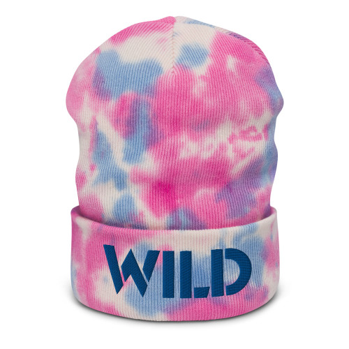 SC Wild Tie-Dye Beanie