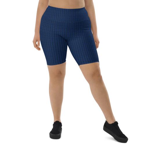SC Plus Size Biker Shorts