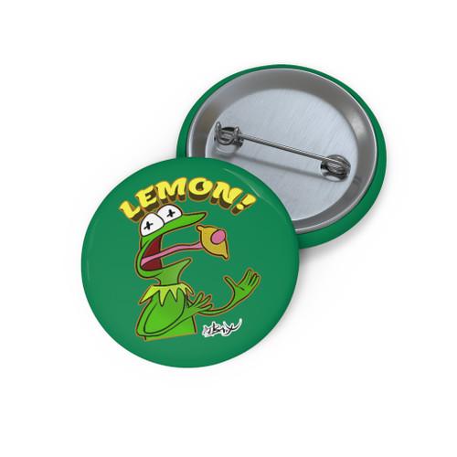 SC LEMON! Custom Pin Buttons