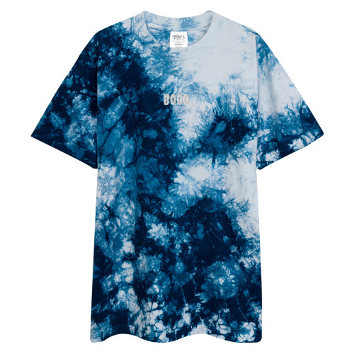 SC BOOO Oversized Tie-Dye T-Shirt